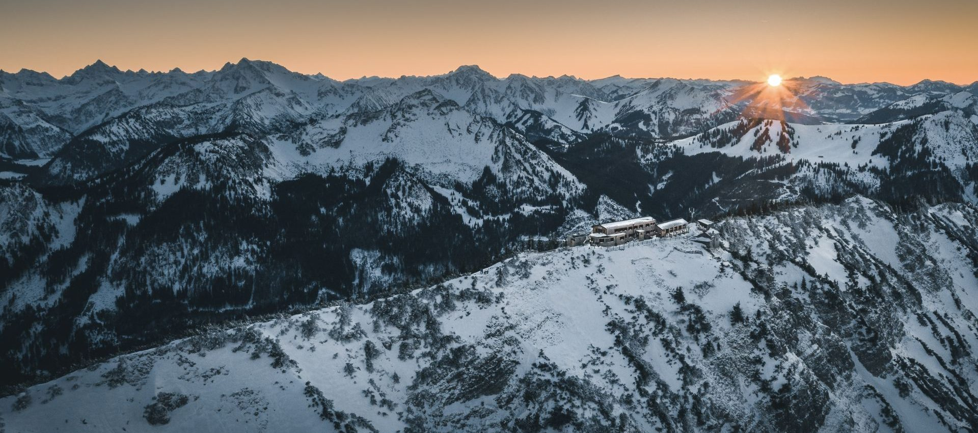Nesselwang-Bergpanorama